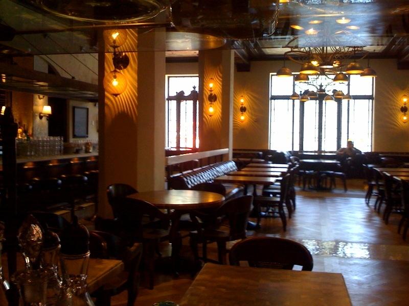 Public Kitchen And Bar, Roosevelt Hotel, Hollywood | Toddrickallen