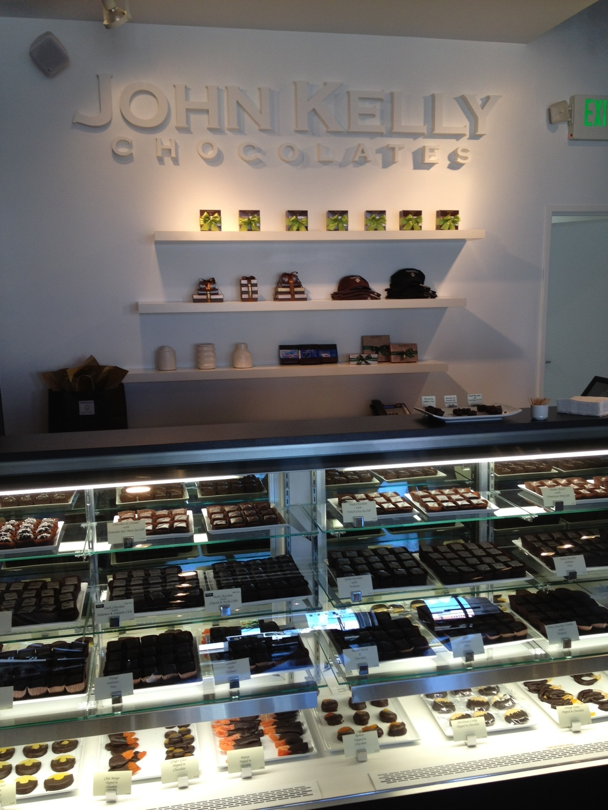 John Kelly Chocolates Now Open On Montana In Santa Monica ...