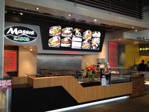 Century Shopping Center La Food Court
