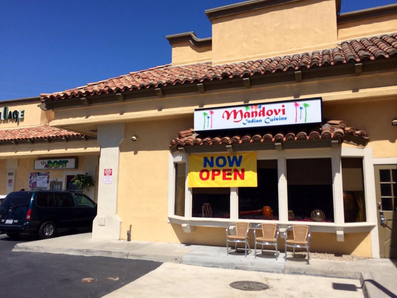 Mandovi Indian Restaurant Hits El Segundo Toddrickallen